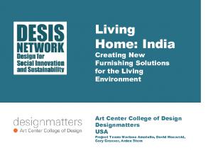 Living Home: India
