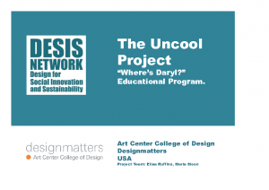 The Uncool Project