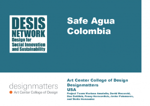 Safe Agua Colombia