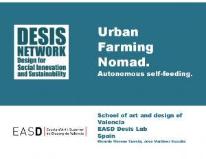 Urban Farming Nomad