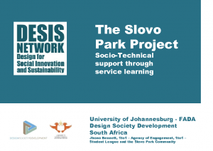 The Slovo Park project