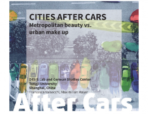 2018 – cities after cars
