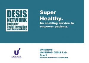 2014 – Super Healthy
