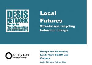 2014 – Local Futures