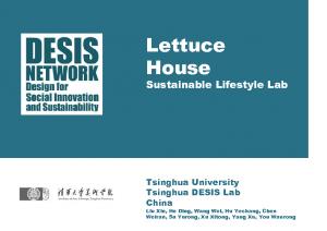 2014/2018 – Lettuce House