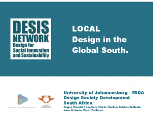 Local Design in the Global South