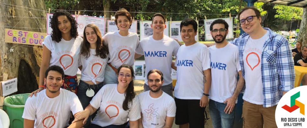 Brazil, Rio de Janeiro, UFRJ/Coppe DESIS Lab