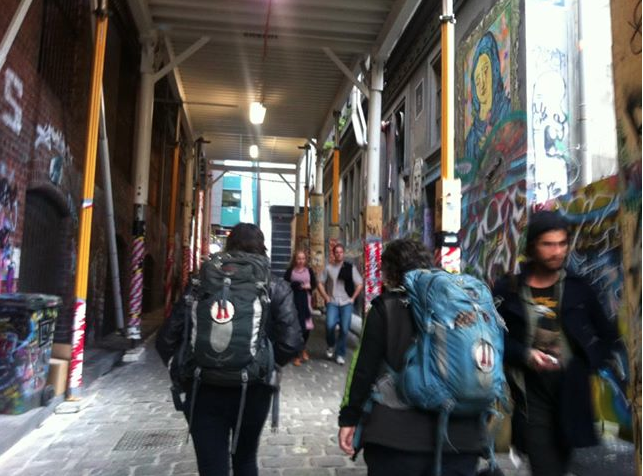 Australia, Melbourne, DESIS-Lab Melbourne