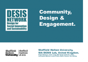 Community Design & Engagement (2014)