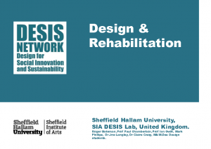 Design & Rehabilitation (2014)