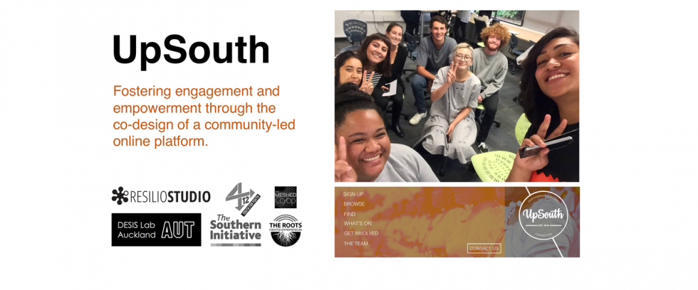 Desis Network | UpSouth: Fostering engagement through a community
