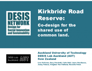 Desis Network | New Zealand, Auckland, Auckland University of