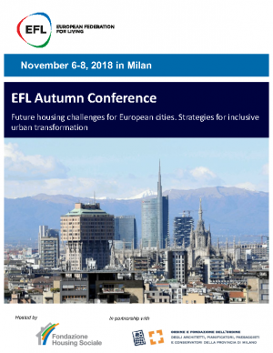 EFL Milan Conference Agenda