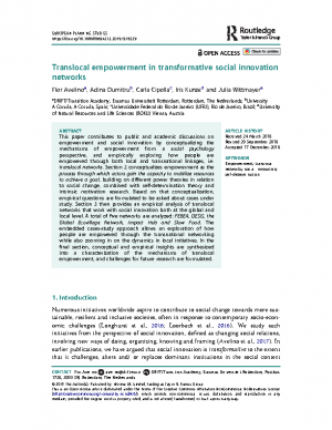 Translocal