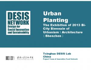 Tsinghua-UrbanPlanting