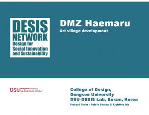 DMZ Haemaru
