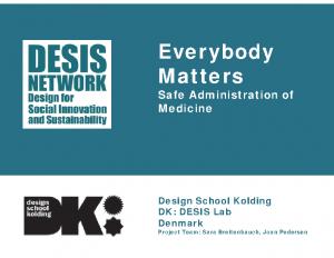 Design School Kolding – Everybody Matters