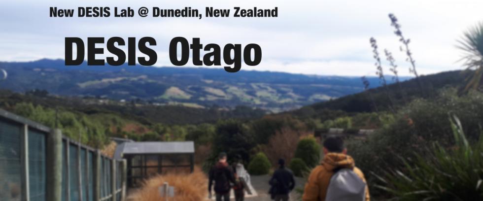 New Zealand, Dunedin, DESIS Otago, Otago Polytechnic